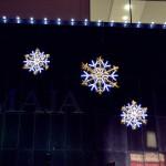 Tartu Kohtumaja Jõulukaunistused