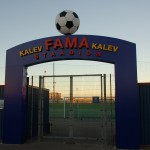 Kalev Fama staadion Narvas